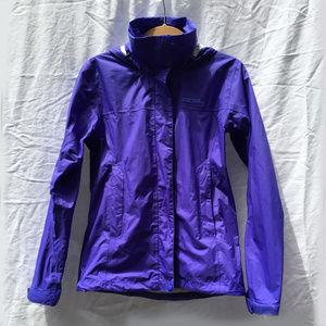 Marmot Precip Rain Jacket Perriwinkle Purple 46200
